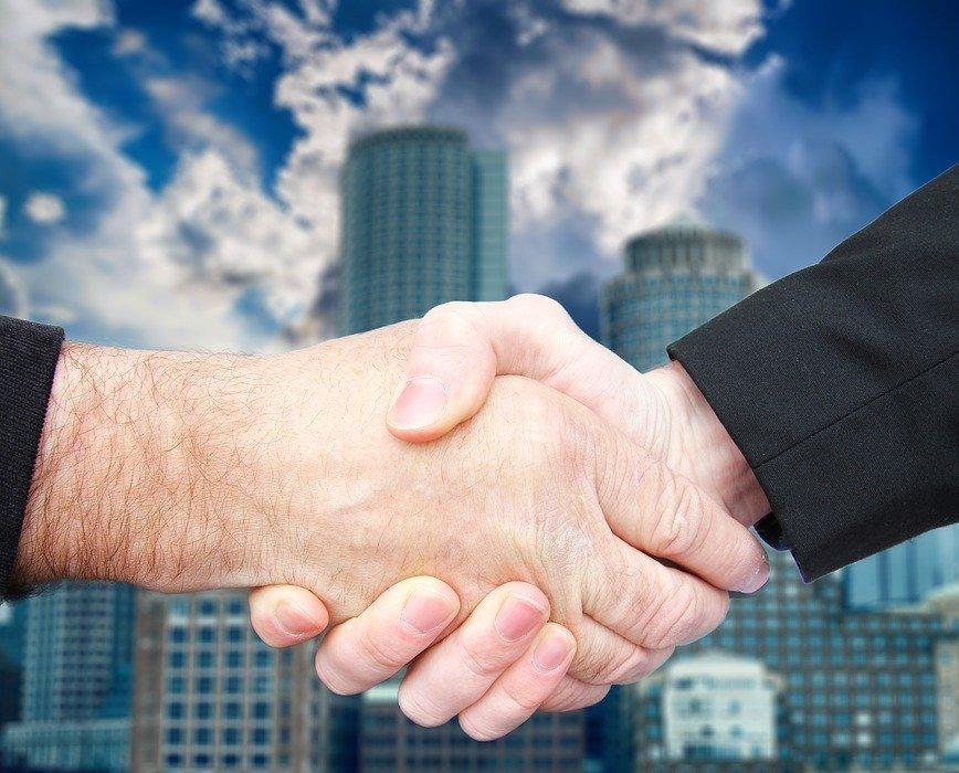 handshake, business, deal