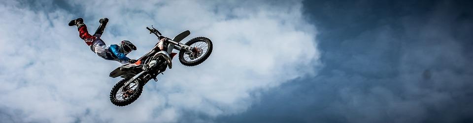 biker, motorcycle, dirt