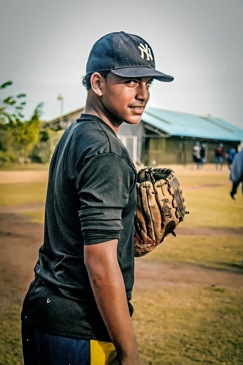 baseball player, dominican, ball