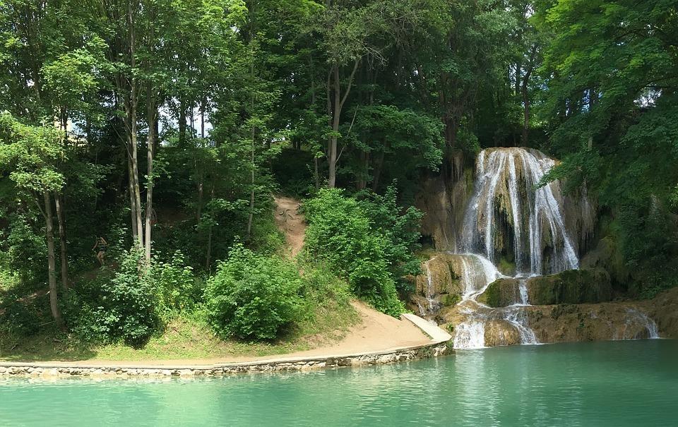 spa, lucky, lúčanský waterfall