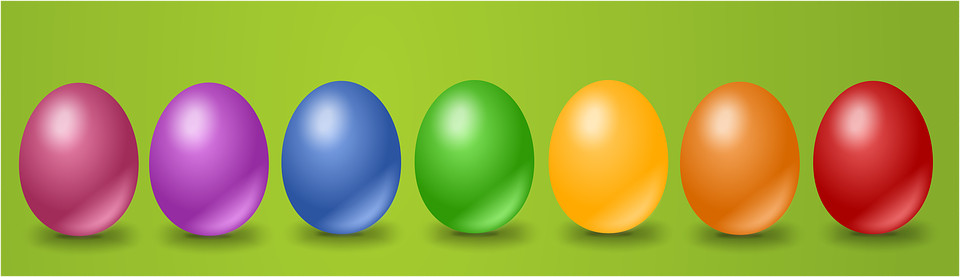eggs, easter, holidays