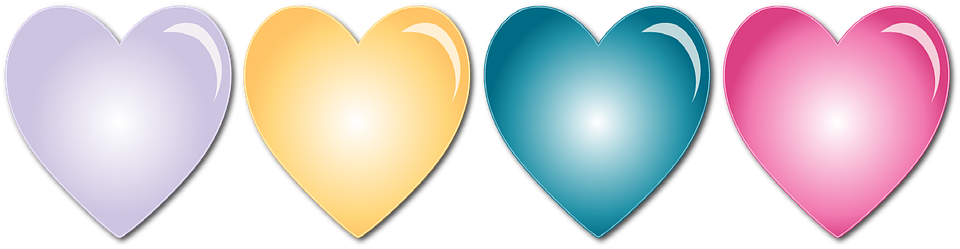 hearts, love, valentines