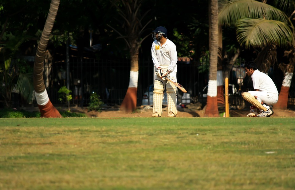 wicketkeeper, cricket, defense