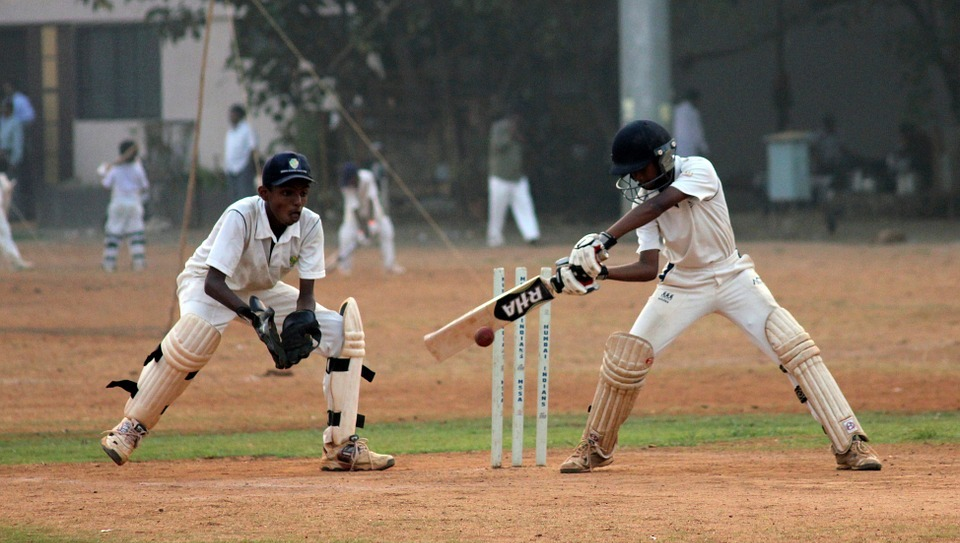 wicketkeeper, cricket, batsman