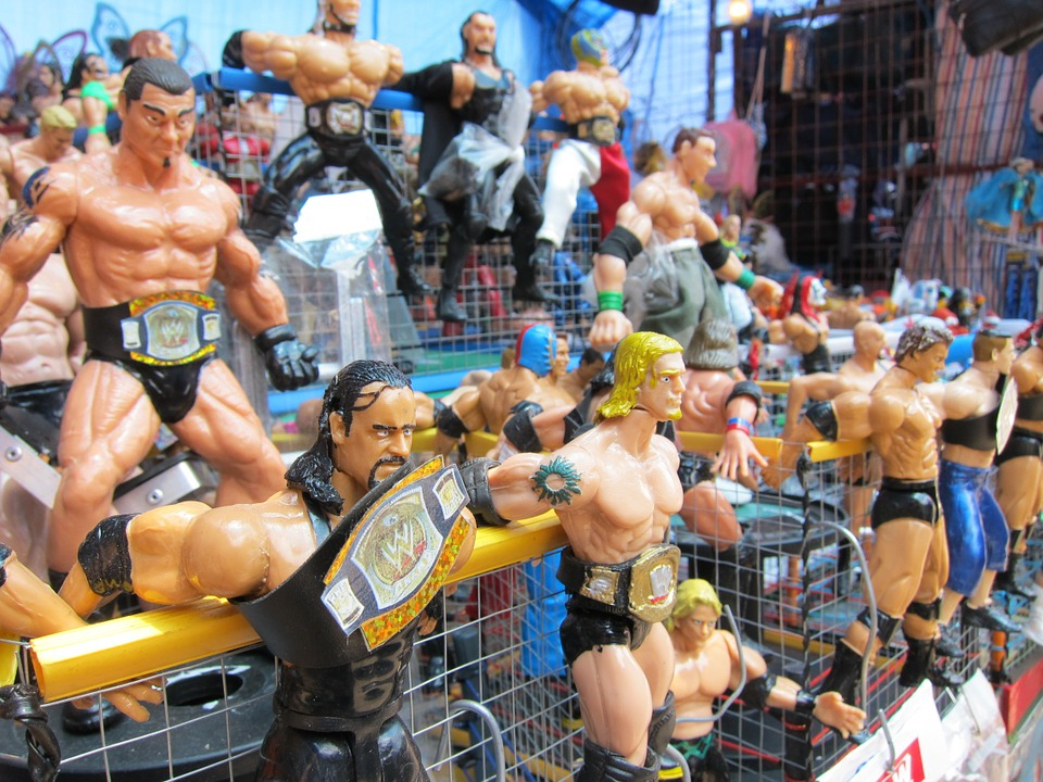 pro wrestling, mexico, souvenir