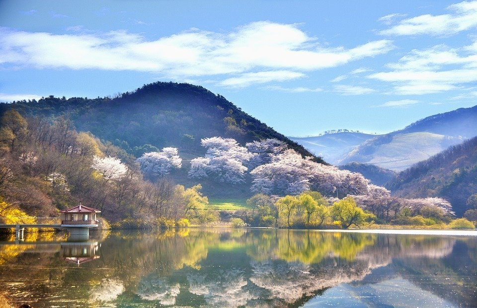 korea, landscape, republic of korea