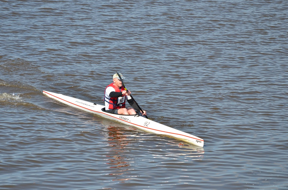 kayak, ocean, rafting