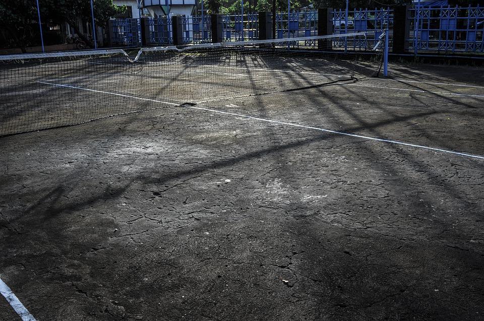 tennis, lawn, tennis court