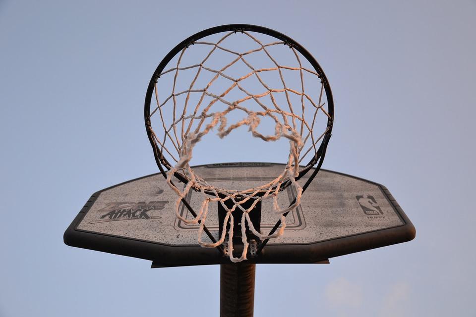 sport, basketball, basketball basket