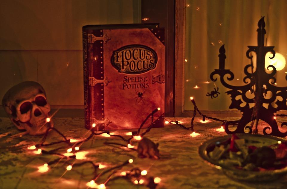 hocus pocus, halloween, scary