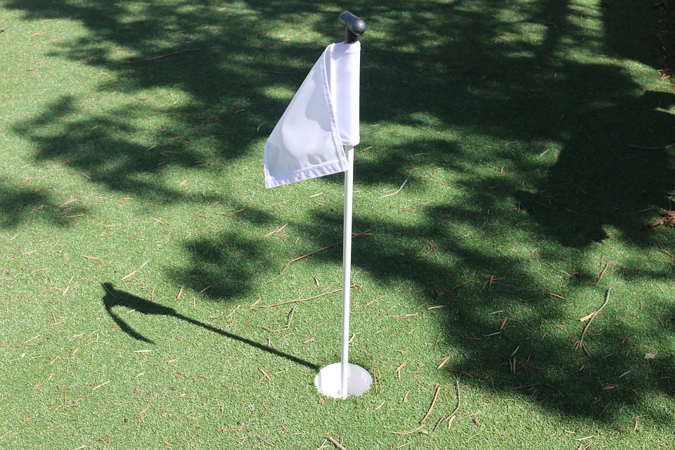 golf, golfing, golf green