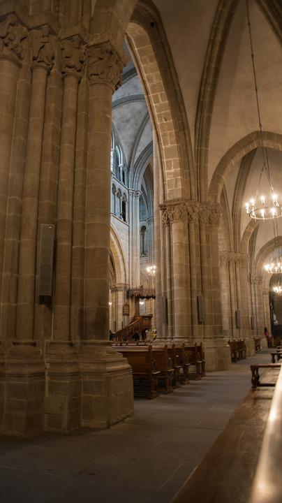 church, gothic, architecture