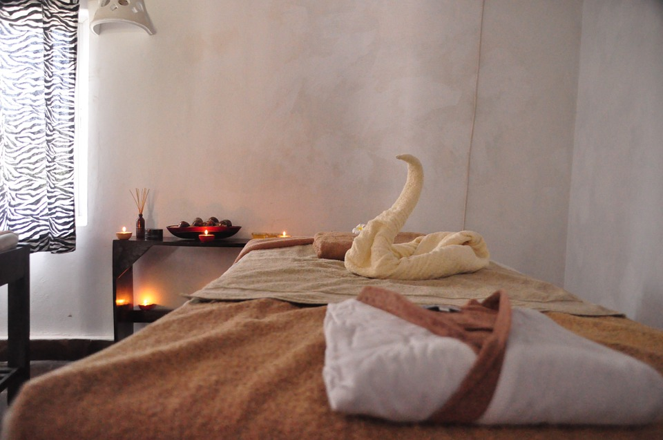 luxury spa, relaxation, massage