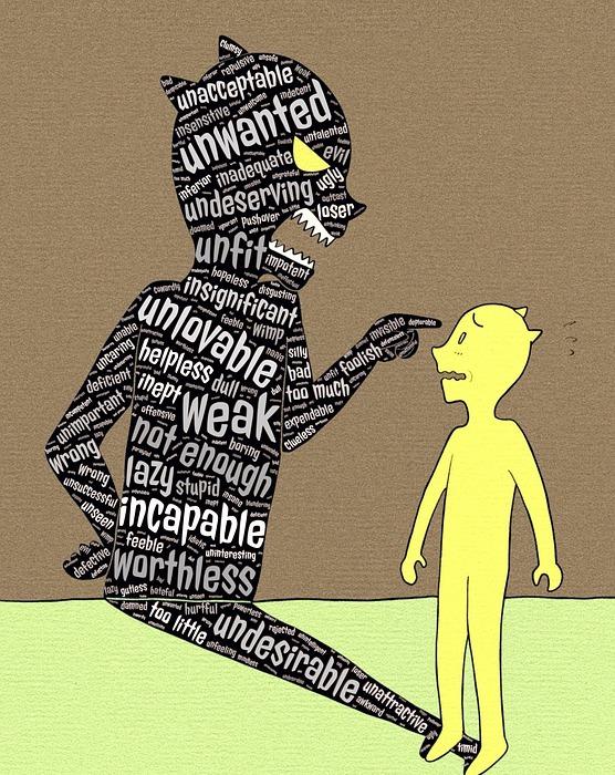 inner critic, superego, self-judgment