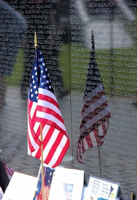flag, memorial day, american flag