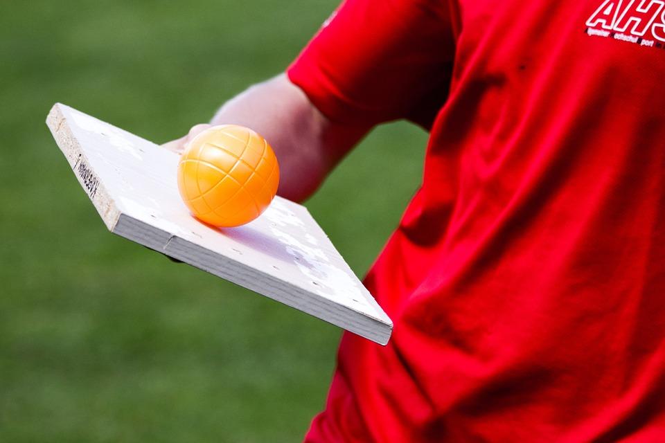 balance, sport, ball