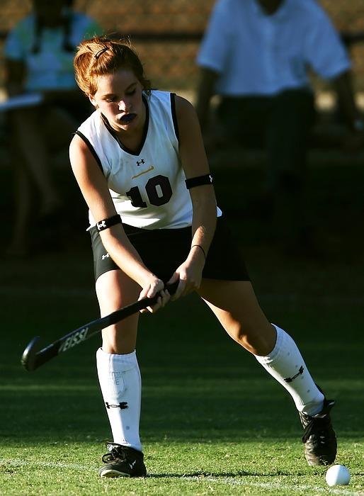 field hockey, player, female
