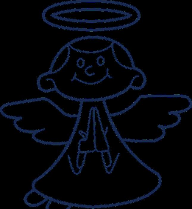 angel, church, religion