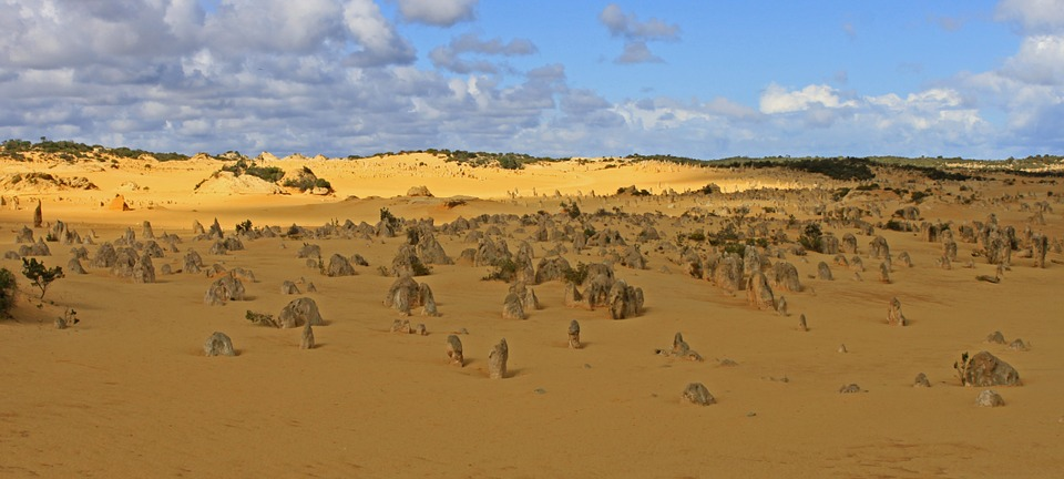 pinnacles, nambung national park, australia