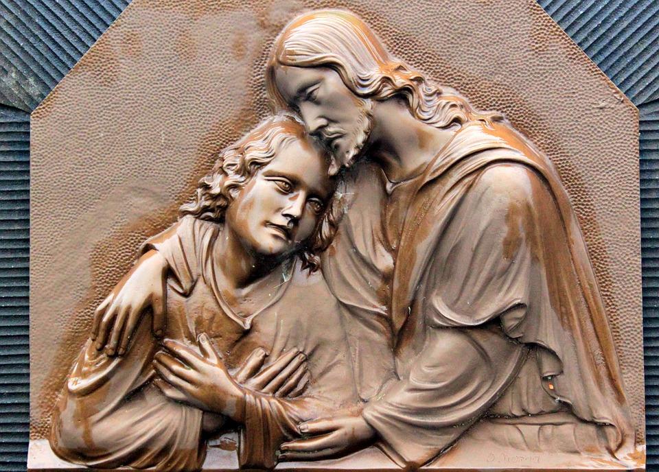 jesus, christ, jesus and child