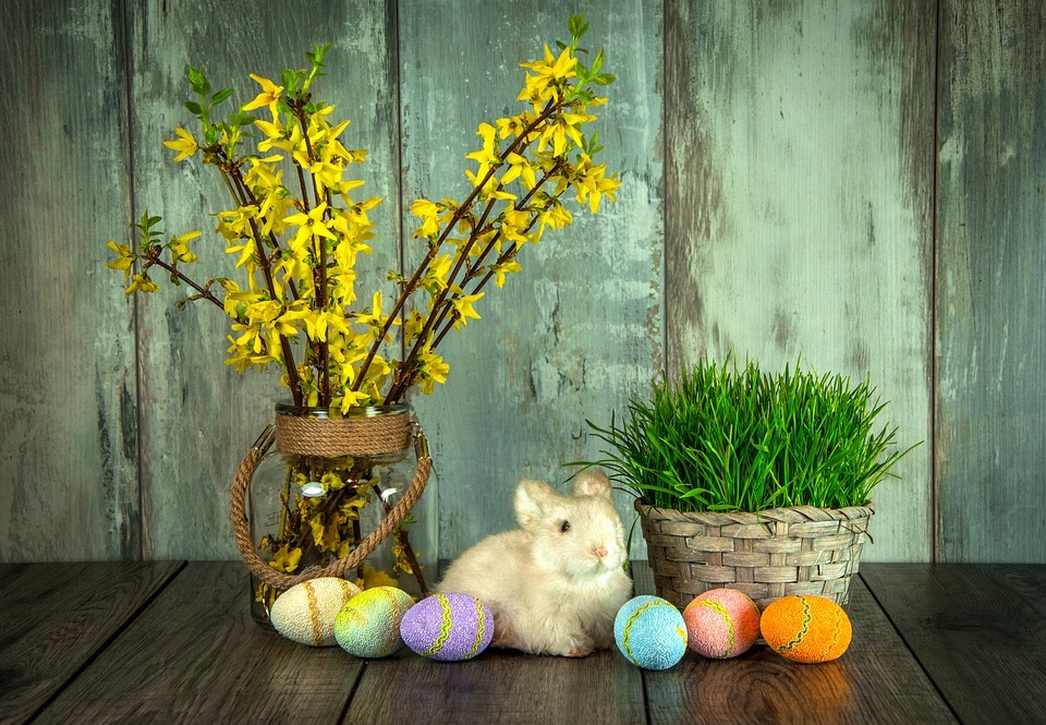 easter, holiday, hare