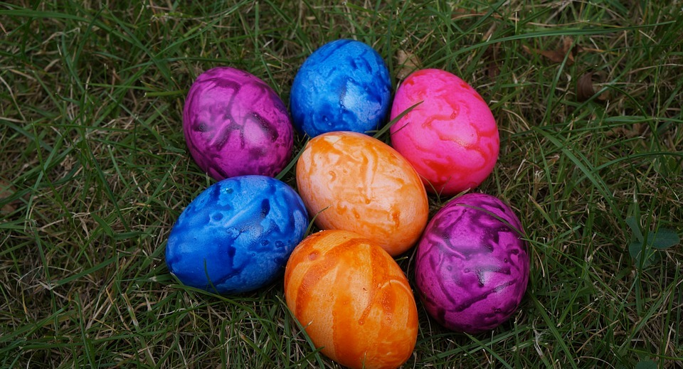 egg, colorful, easter