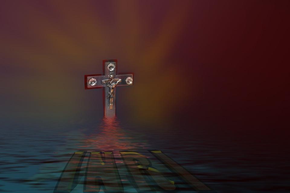 jesus, cross, fig