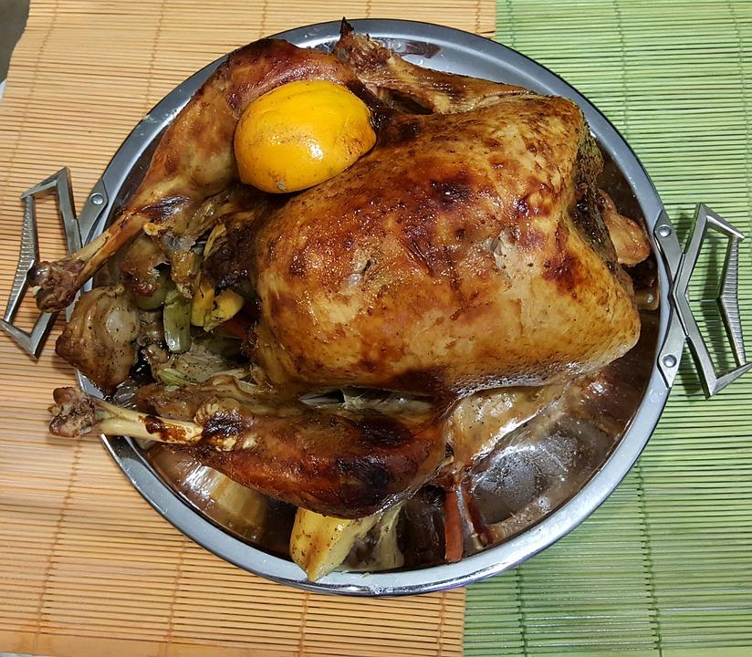 turkey, food, dish