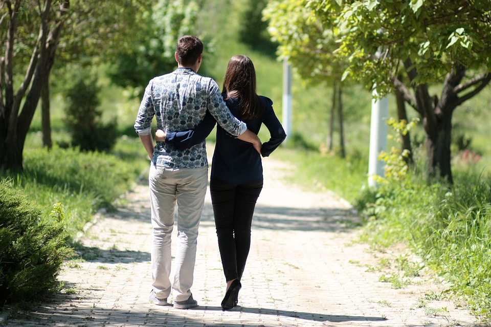 couple, love, walk | Stock Images Page | Everypixel