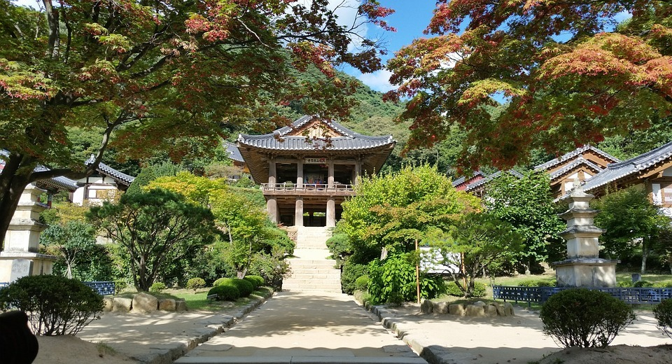 korea, permanent residence, buseoksa temple