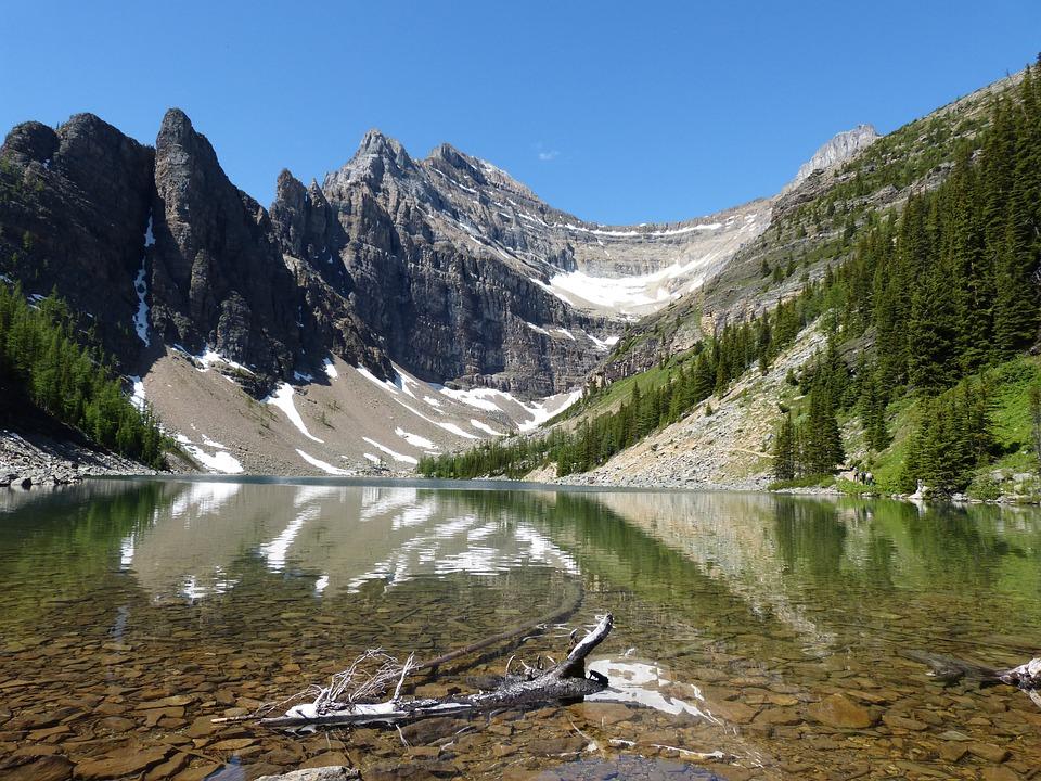 lake, canada, bc