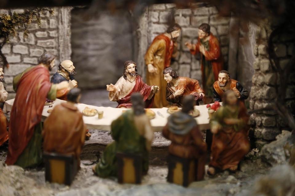 jesus, apostle, last supper
