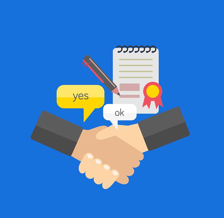 business, partner, handshake