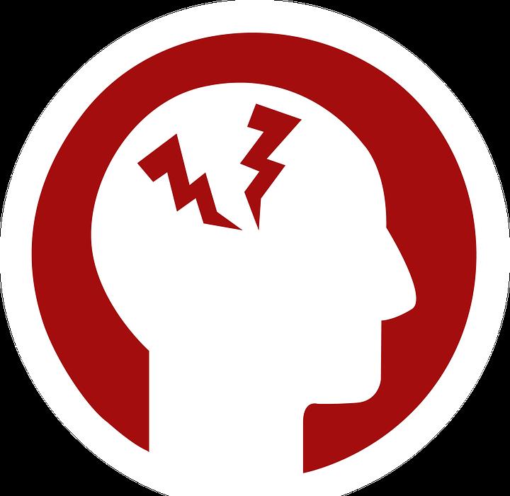 headache, pain, head