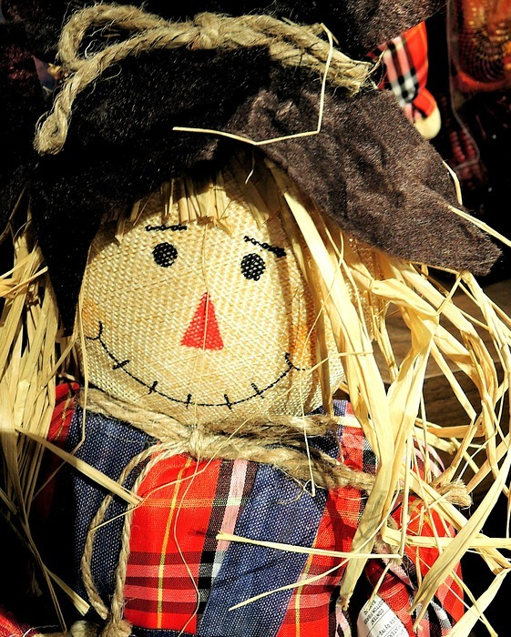 thanksgiving, harvest doll, straw hair