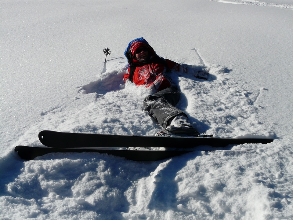 skiers, relaxation, relax