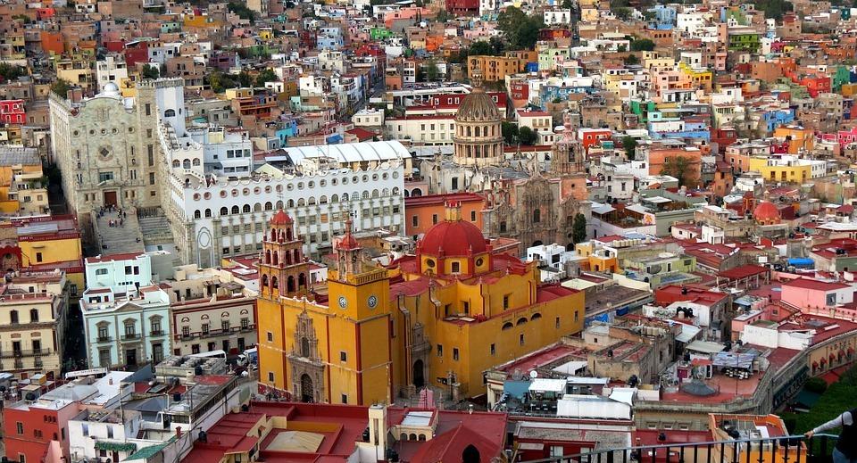 guanajuato, mexico, colonial