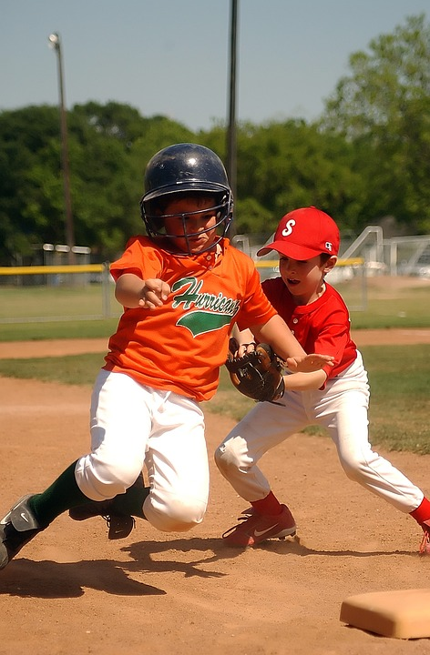 baseball, little league, player