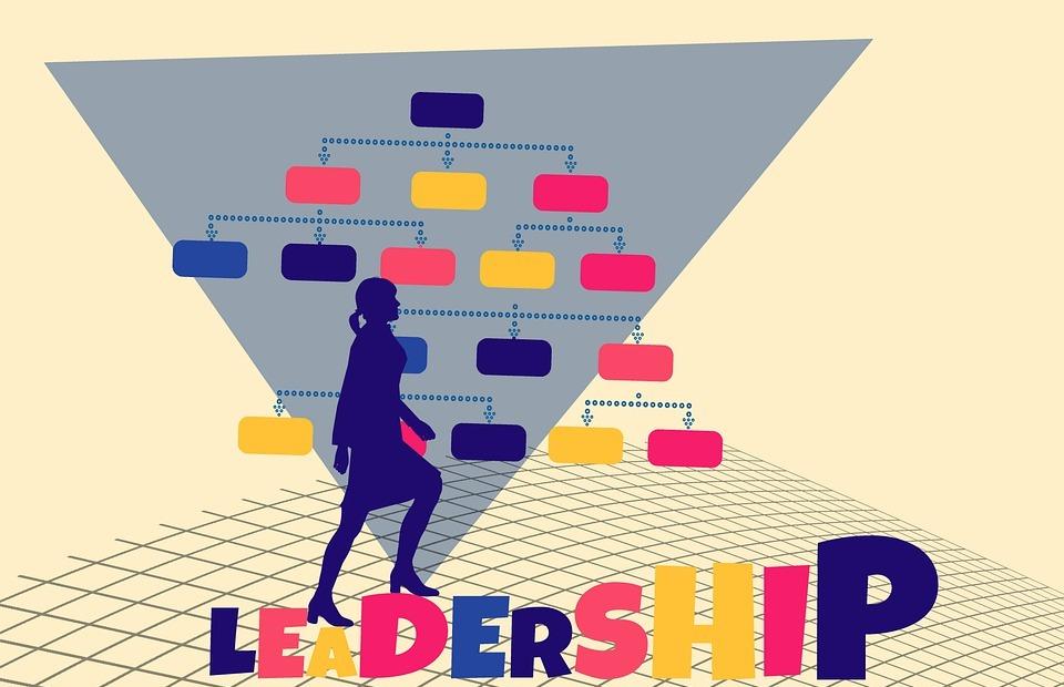 stairs, leadership, businesswoman