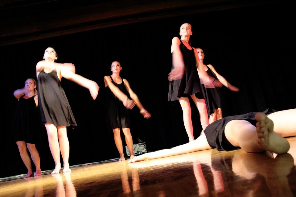 dancers, dance, music