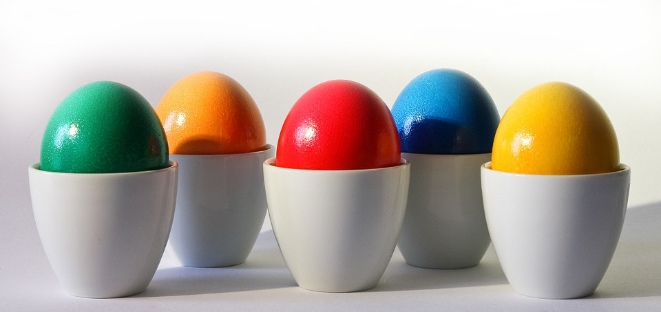 egg, easter eggs, colorful