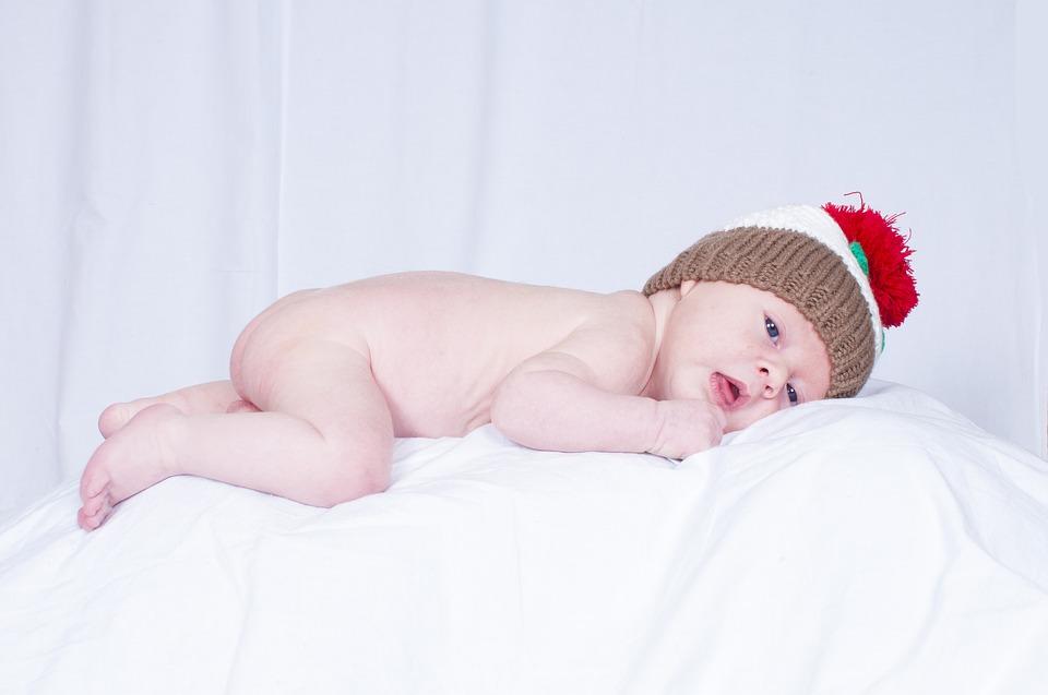 baby, portrait, child