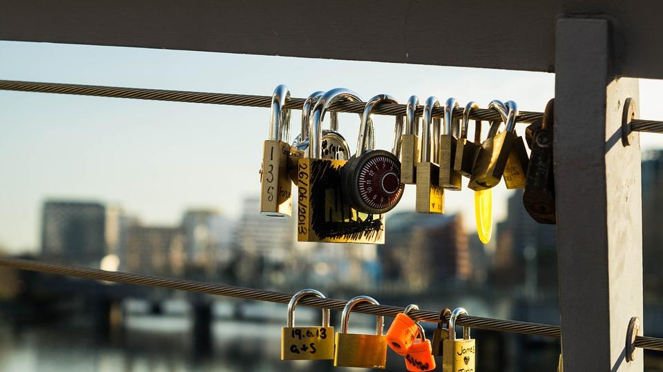 locks, padlocks, security