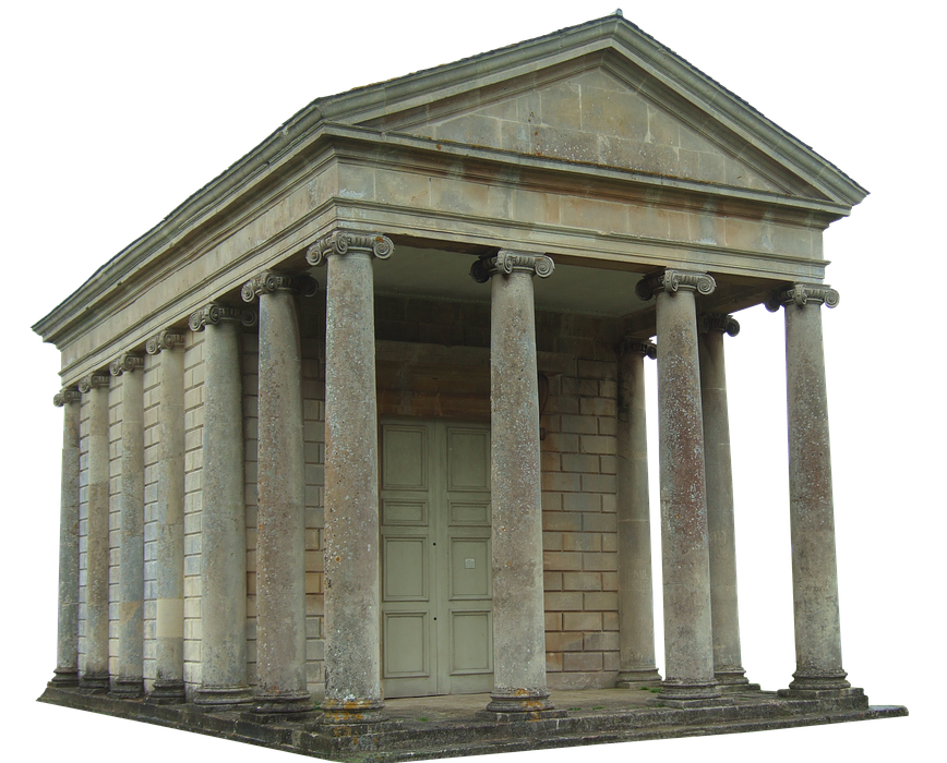 temple, building, architecture