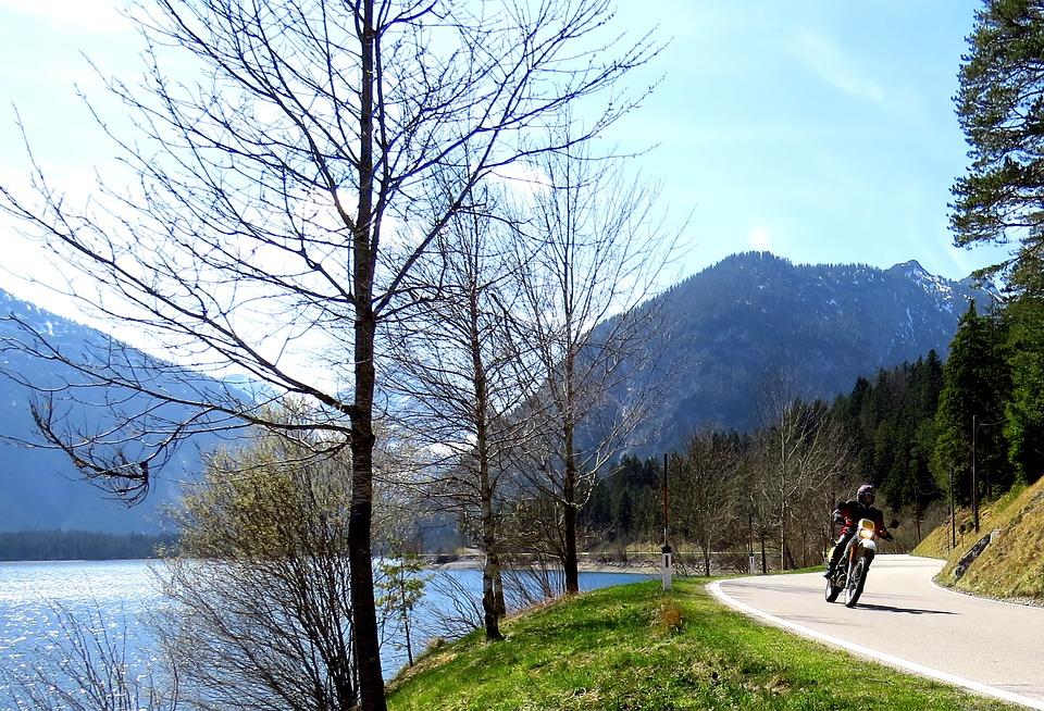 motorcycling, road, bike