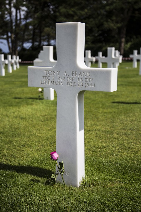 rest in piece, grave, wwii