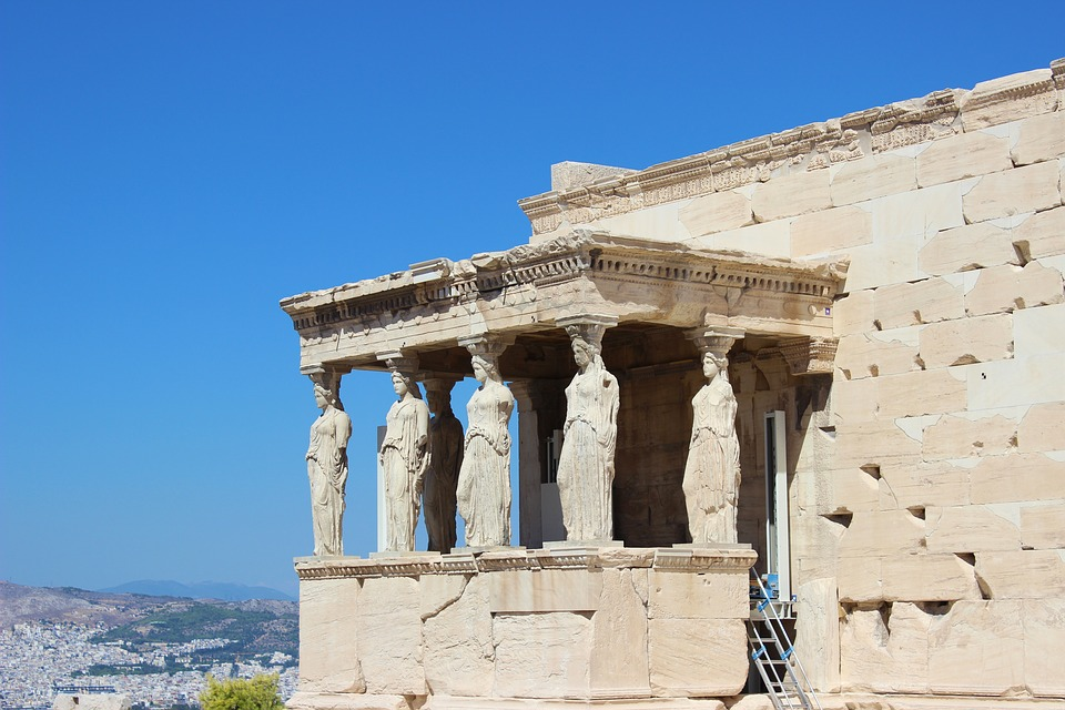 greece, acropolis, parthenon