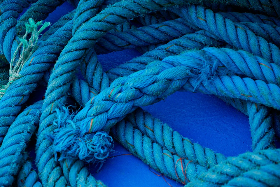 rope, boat, fishing