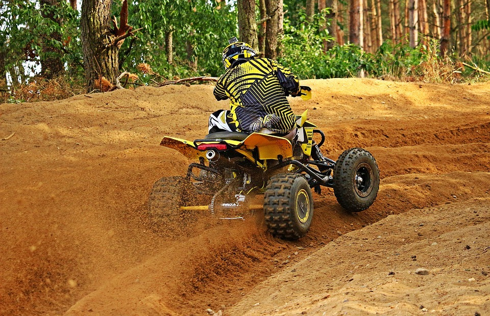quad, enduro, motocross