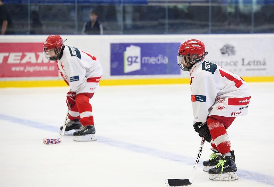 hockey, slavia, skater